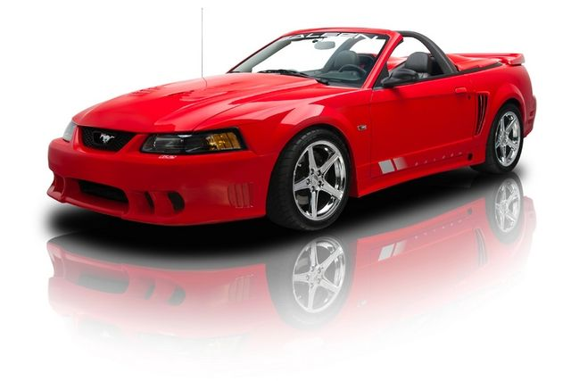 2002 Ford Mustang Saleen S281E Convertible 4.6L V8 600HP 6 Speed