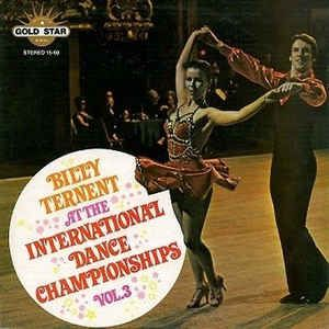 Billy Ternent - Billy Ternent At The International Dance Championships Vol.3: buy LP at Discogs