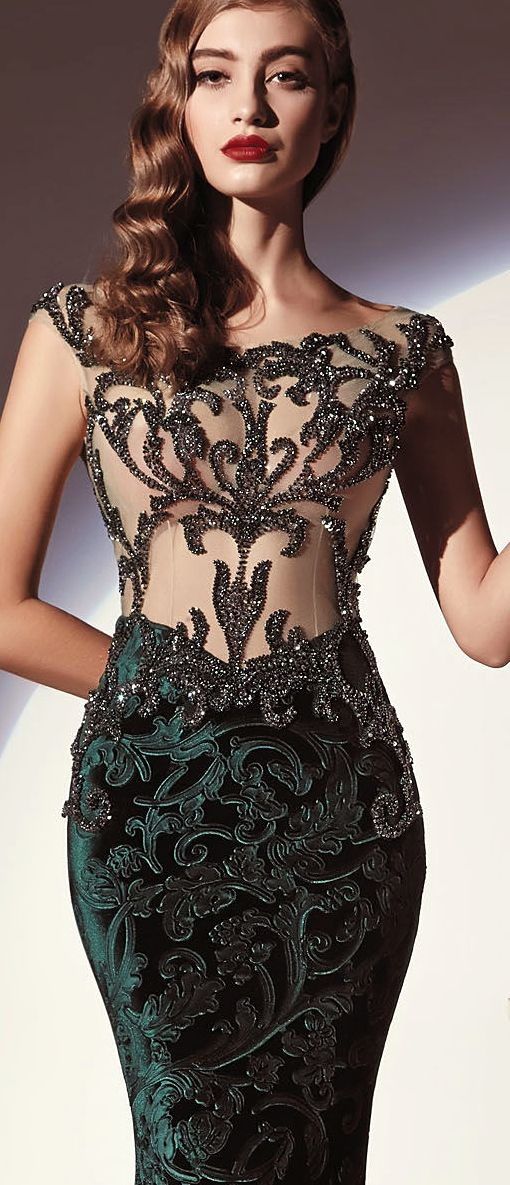 DANY TABET ~Latest Luxurious Women's Fashion - Haute Couture - dresses, jackets. bags, jewellery, shoes etc