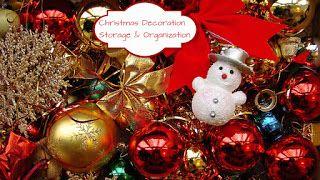karamella: Οργάνωση και Αποθήκευση των Χριστουγεννιάτικων