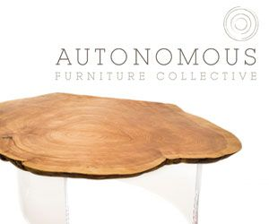 Autonomous Furniture Collective: proud supporter of Modern Home Victoria.