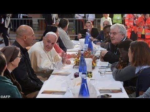 Bologna: due detenuti pranzano con Papa Francesco poi evadono