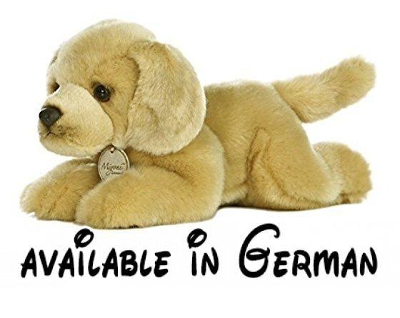 Aurora World Miyoni 11 Inches Golden Lab Dog By Aurora World