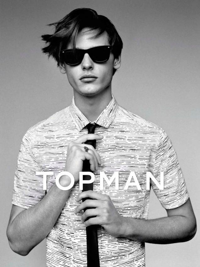 TOPMAN Spring/Summer 2014 Campaign