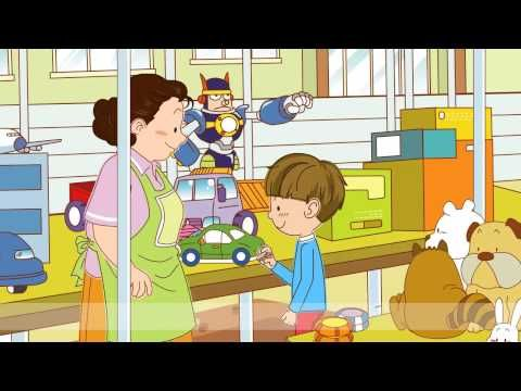 Good morning+More Kids Dialogues   Learn English for Kids   Collection of Easy Dialogue - YouTube
