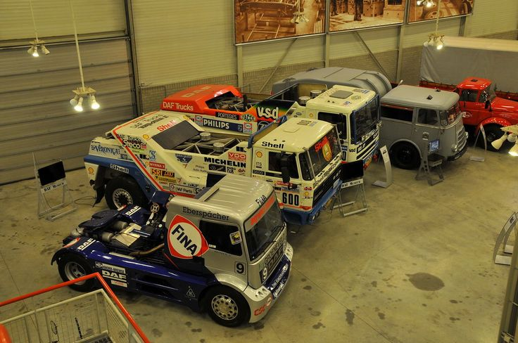 DAF Museum Eindhoven
