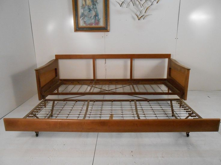 Vintage Danish Modern Peter Hvidt Era Mid Century Modern Daybed Sofa Trundle - Best 25+ Modern Daybed Ideas On Pinterest Daybed, Asian Daybeds