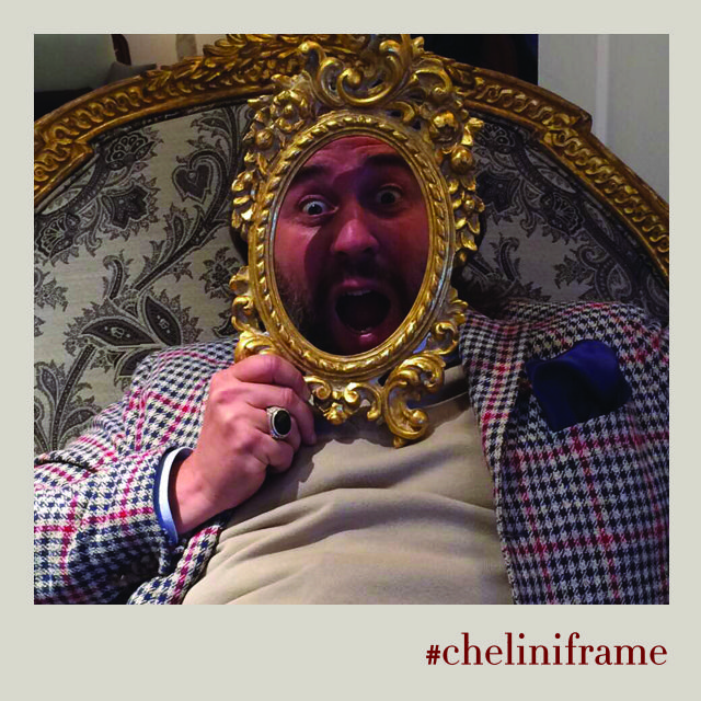 Stefano Civati - Civatiarte for #cheliniframe