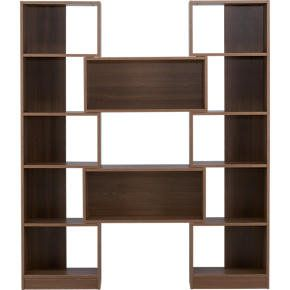 Classic Book Case for the office http://cdn.krrb.com/post_images/photos/000/058/983/PuzzleWalnutBkcs4pcSetF8_large.jpg%3F1348592639