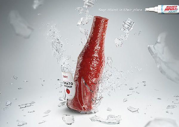 diseños creativos publicidad ariel Galería de diseños creativos por Patrick Ackmann