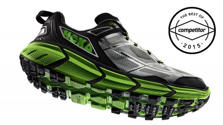 2015 Trail Shoe Of The Year: Hoka One One Challenger ATR - Competitor.com