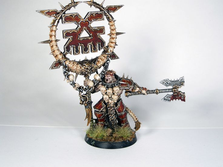 Age of Sigmar Starter Set bloodsecrator