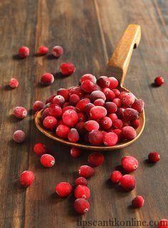 Cranberry, Jus Cranberry, kesehatan wanita