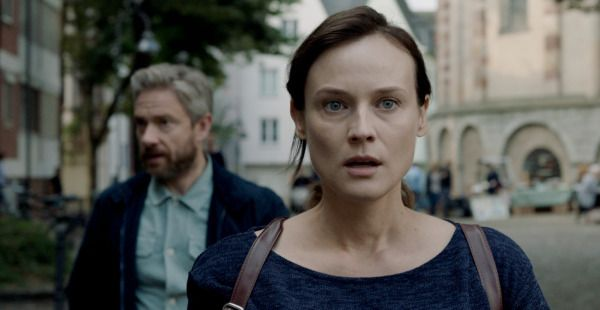 Berlin Film Review The Operative Martin Freeman Diane Kruger Freeman