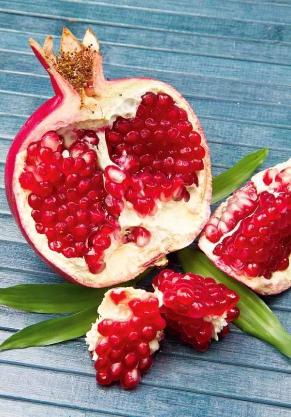 #Grenadier 'Meknes': fruits juteux sans graines !