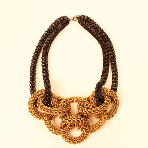 Chainmaille Jewelry on Behance