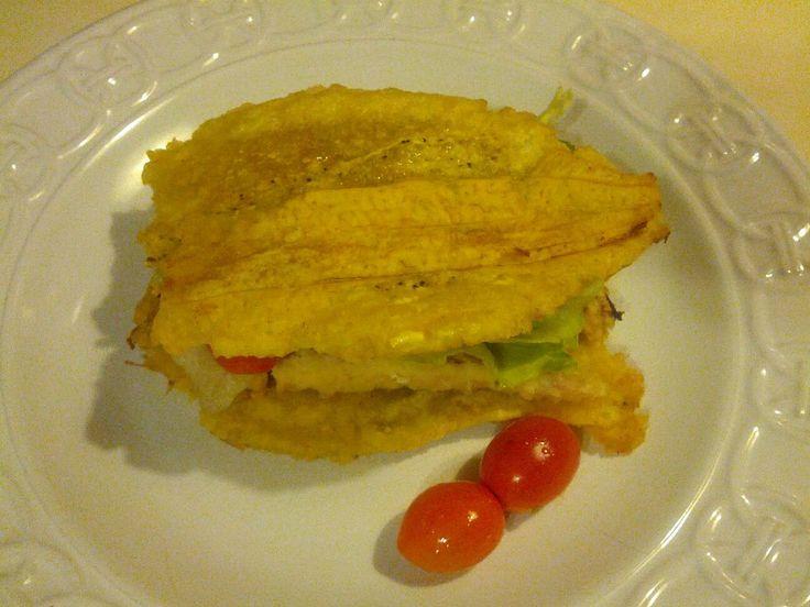 Patacones Venezolanos | Appetizers | Pinterest