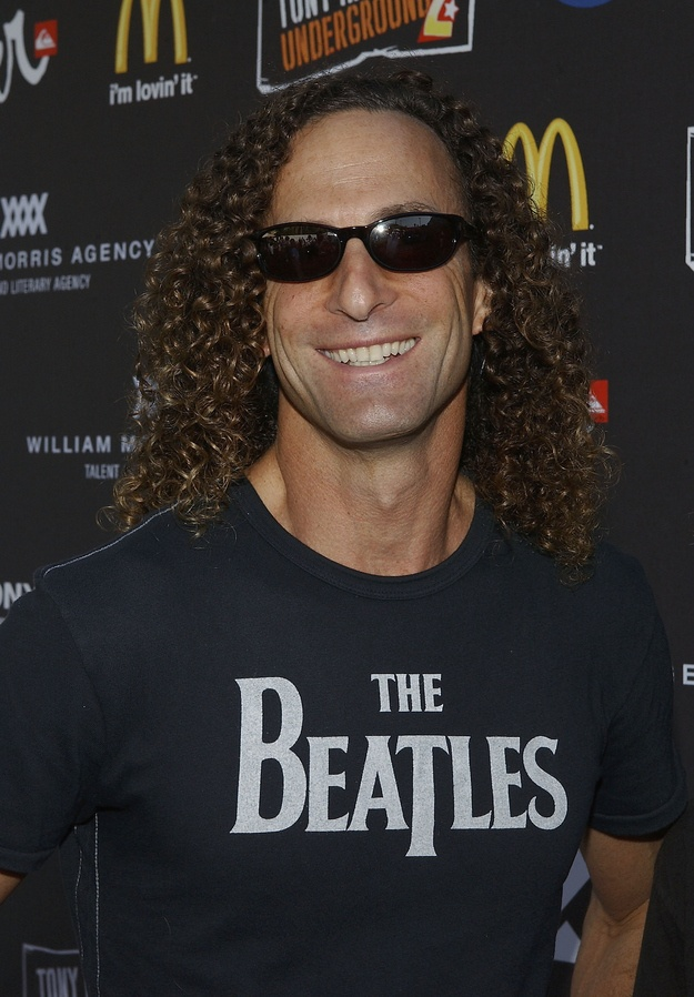 Just face the facts: Kenny G is the coolest.