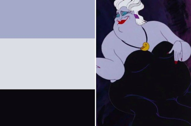 6 out of 8. Bad day man. lol -  This Disney Color Quiz Is So Hard, You Might Hate Me For It