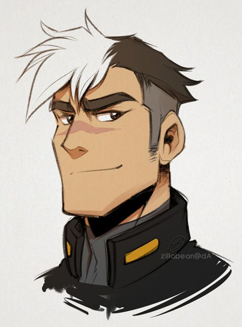 Force Character Design From Life Drawing Ebook : Best ideas about shiro voltron on pinterest