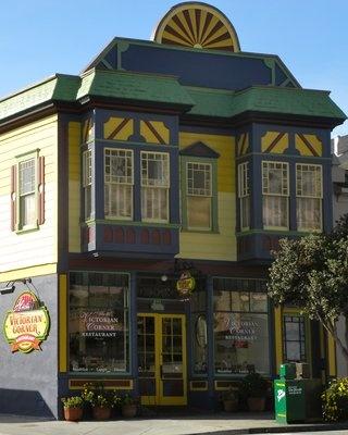 Aliotti's Victorian Corner Restaurant - 541 Lighthouse Avenue. www.victoriancornerpg.com