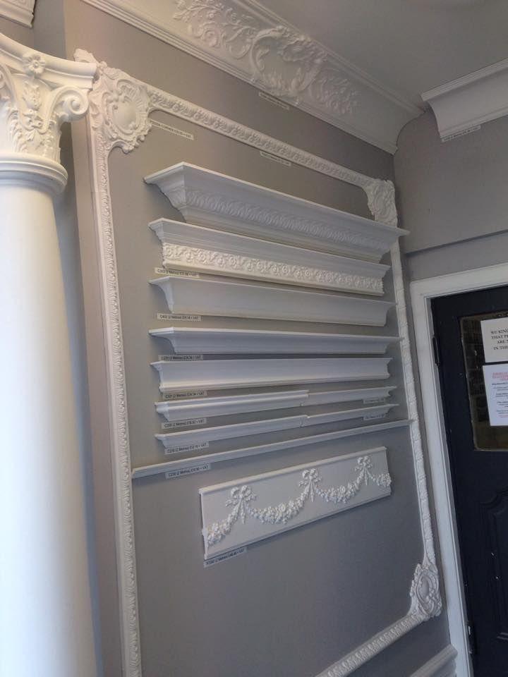Showroom - Wm Boyle Interior Finishes