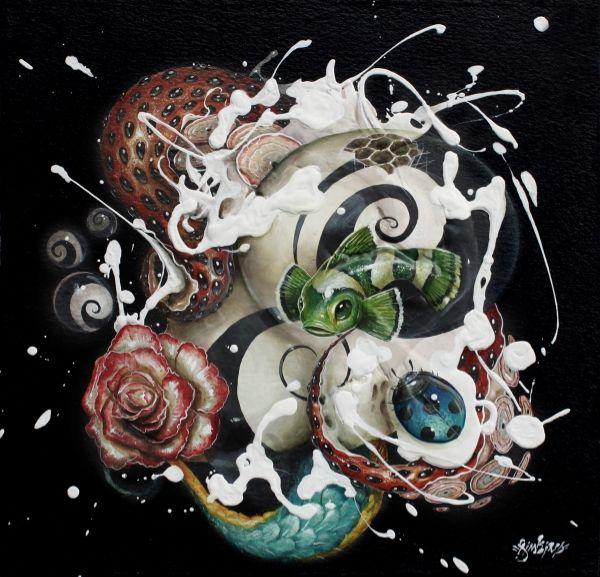 """Safe Haven 2013 by Greg """"Craola"""" Simkins"""