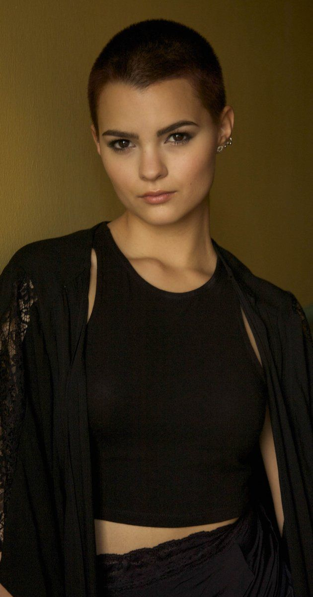 Brianna Hildebrand, Actress: Deadpool. Brianna Hildebrand was born on August 14, 1996 in College Station, Texas, USA as Brianna Caitlin Hildebrand. She is an actress and producer, known for Дэдпул (2016), First Girl I Loved (2016) and Tragedy Girls (2017).