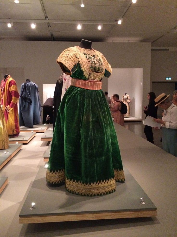Moroccan (?) dress