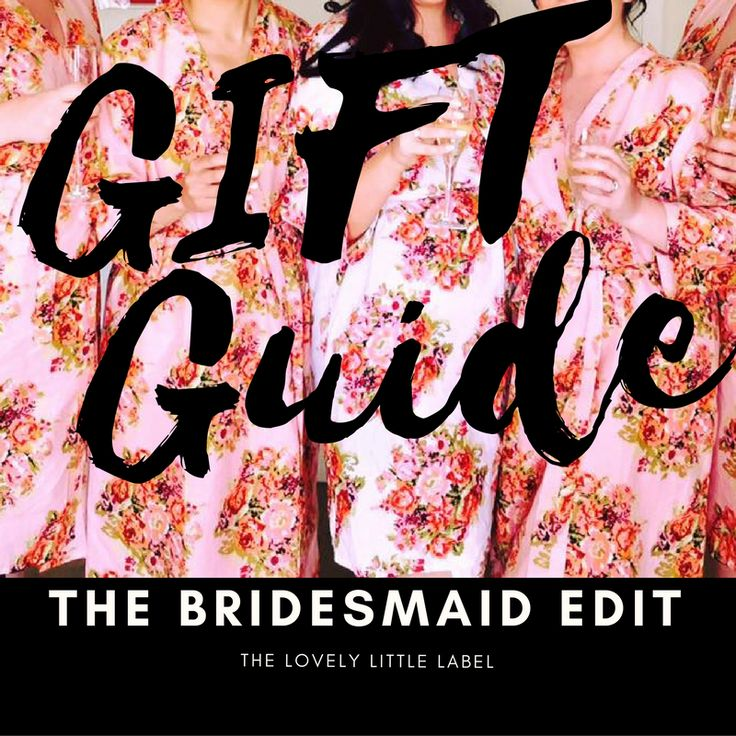 Choosing your bridesmaids is the easy part.They understand their role – organise a kick asshen party, look good, smile at the relatives, and generally deal wi