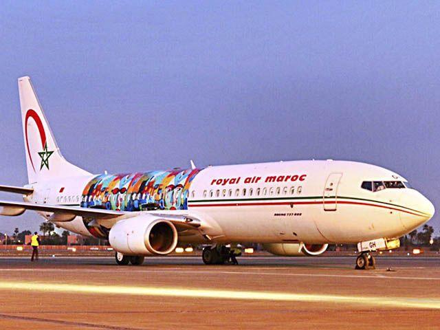Royal Air Maroc fête ce soir ses 60 ans sur la plage Aïn Diab de Casablanca