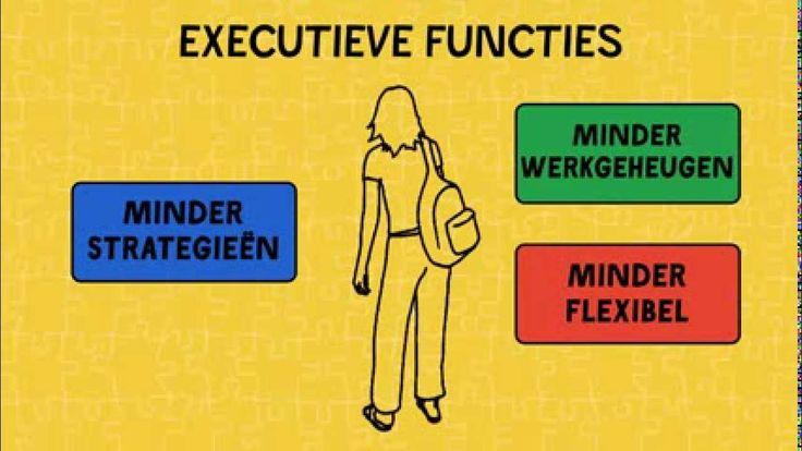 Autisme: Wat zijn Executieve functies?