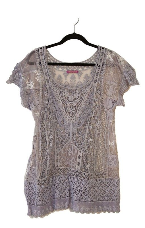Heirloom Lace Top (4 Styles to Choose from). Beautiful, elegant inspired, classic. $100.00 #lace #top #fashionable
