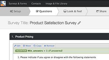 SurveyGizmo is one of the leading survey tools for marketers, consultants and business professionals.