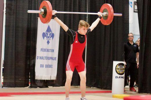 Deux élèves de Boucherville inscrits en haltérophilie au programme sport-études de l'école de Mortagne se sont illustrés au championnat scolaire provinciale à Brossard le 8 avril dernier. Claudie Vaillancourt a remporté la médaille d'or dans la catégorie des 63 kg. Elle a réussi 69 kg à l'arraché et 82 kg à l'épaulé-jeté pour un total … Continued