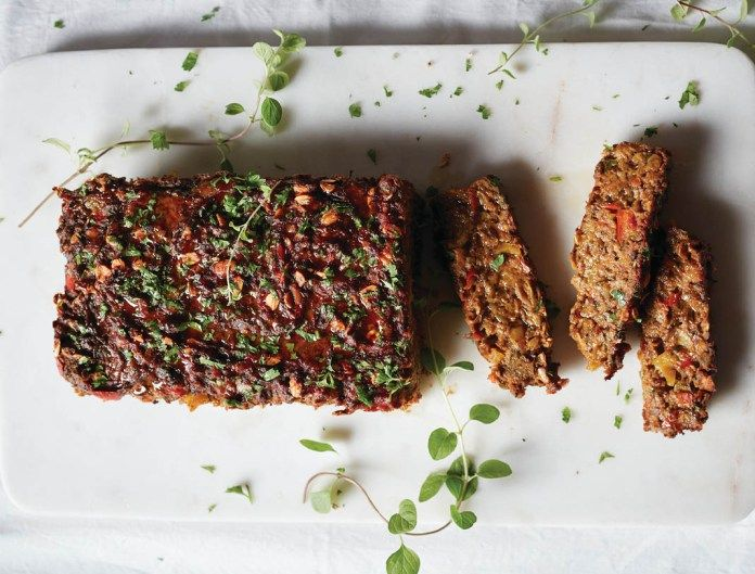 meatless loaf feature