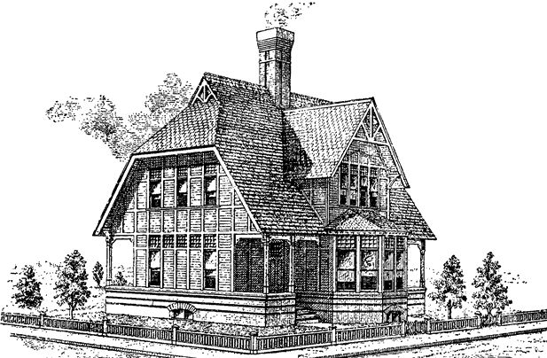 1000 images about stick style victorian on pinterest for Victorian stick style house plans