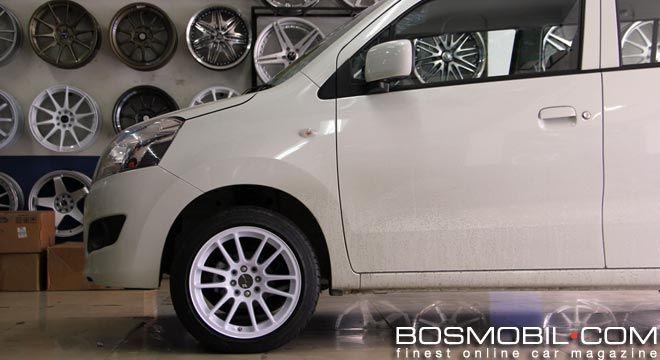 Paket Velg Ring 16 Bergaya Sporty Dari Rajawali Auto Gallery #BosMobil
