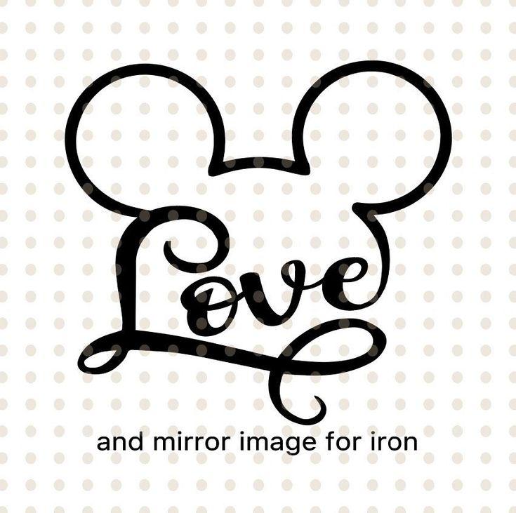 Download Disney svg, love disney svg, love mickey svg, love mickey ...
