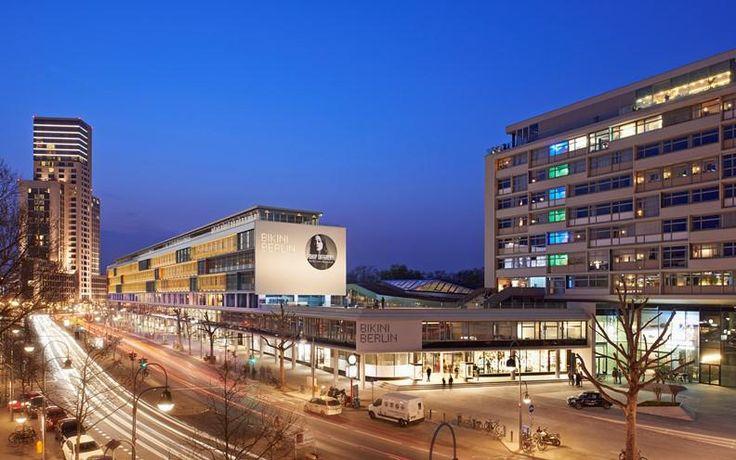 Das Bikini Berlin belebt die City West in unmittelbarer Nähe zum Zoo-Palast als neue Concept Mall mit Boutiquen, Concept- und Flagship Stores sowie Gastronomie und Dienstleistung.