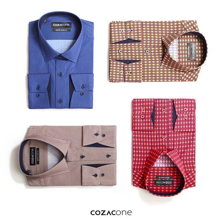 Știi un truc vestimentar simplu? Alege o cămașă cu personalitate, și păstrează restul ținutei la nivelul simplității elegante: http://www.cozacone.ro/produse/?cat=camasi