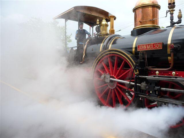 Exporail / Musée ferroviaire canadien à Saint-Constant, QC #exporail #trains #musée #museum