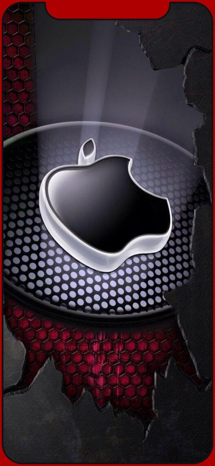 самой супер фото логотип айфона сейчас поставьте