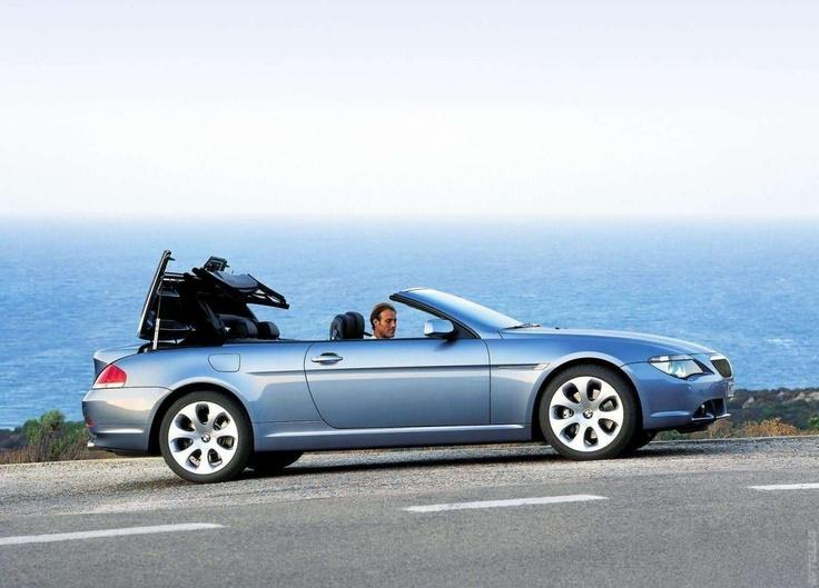 2004 BMW 645Ci Convertible