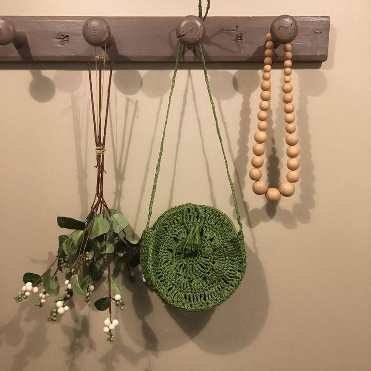 minaudi re en raphia crochet marie claire id es faire du. Black Bedroom Furniture Sets. Home Design Ideas