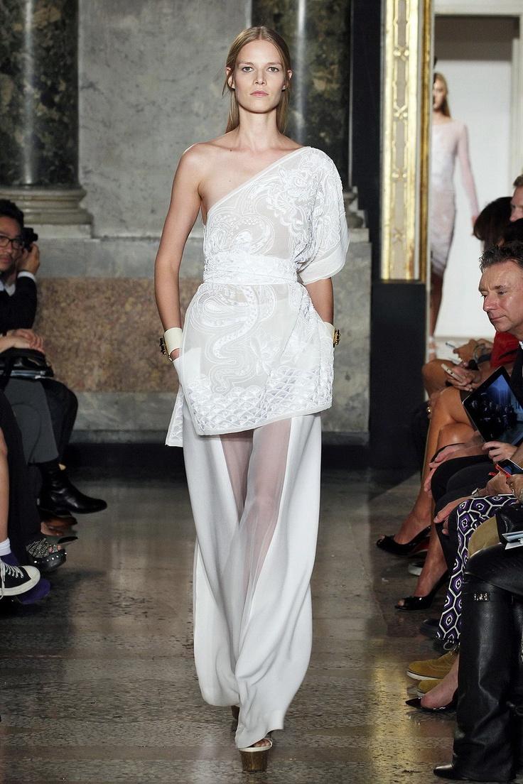 The 83 best Emilio pucci wedding dress images on Pinterest | Emilio ...