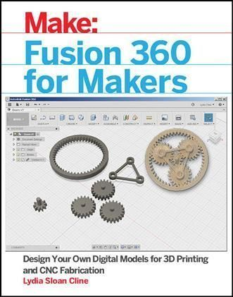 Fusion 360 for Makers #3dprintingbusiness | 3D Printing | 3d