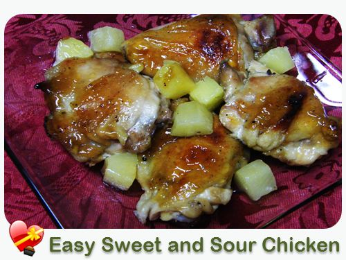 35 best hawaii local style main dish images on pinterest hawaiian try these two delicious easy sweet and sour chicken local style recipes get more local style recipes here forumfinder Image collections