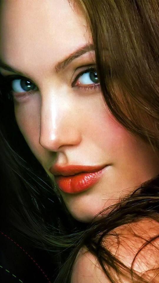 Angelina Jolie HD desktop wallpaper Widescreen High