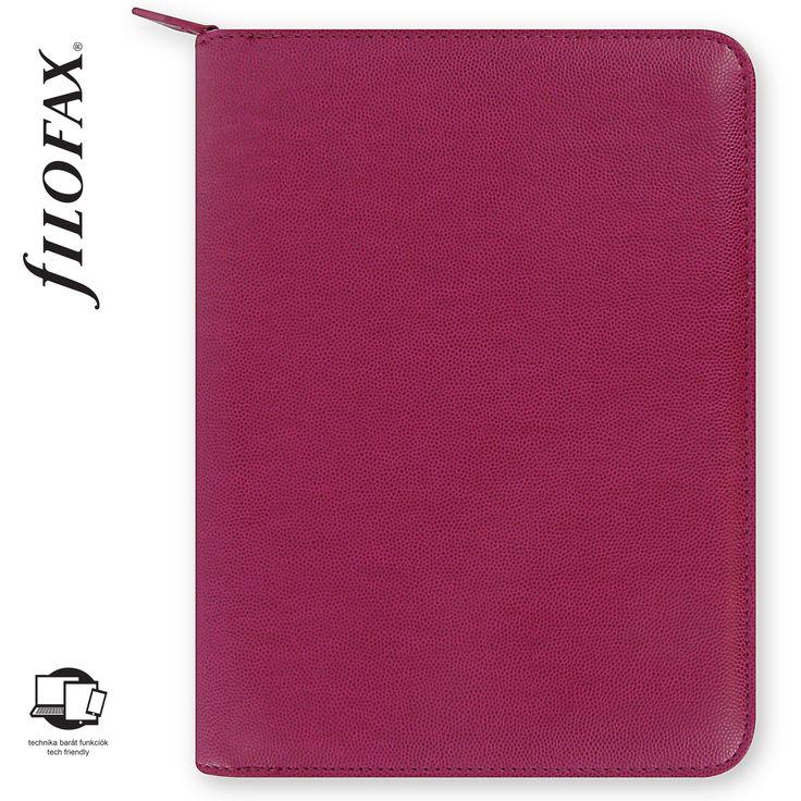 Filofax Tablet case Pennybridge Galaxy Tab 3 8.0 Raspberry